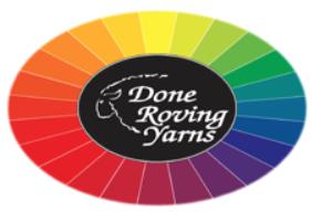 Done Roving Yarns Logo
