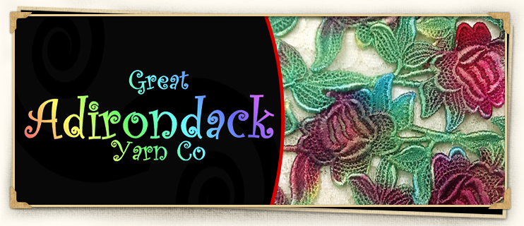 Great Adirondack Yarn Co. Logo