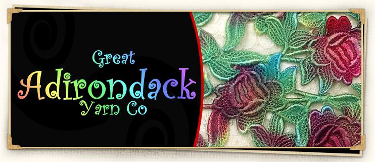 Great Adirondack Yarn Co. Logo