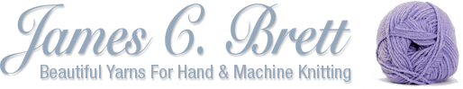 James C. Brett Yarn Logo
