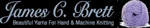 James C. Brett Yarn Logo